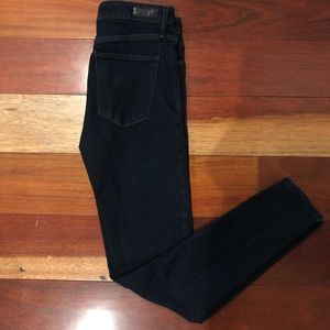 Never worn - A&F High waisted sculpt skinny jeans